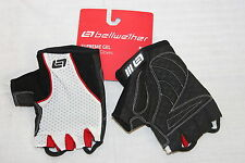 Bellwether Womens Supreme Gel CYCLING GLOVES Fingerless Gloves Extra Large White