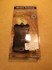 NEW Signature Gold Black Swivel Holster for Nextel i860 *FREE SHIPPING*