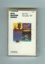 MCA MASTER SERIES Spring Sampler 1987 - CASSETTE - NEW