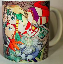 GRANDIA - Coffee MUG CUP - RPG - Anime - Playstation