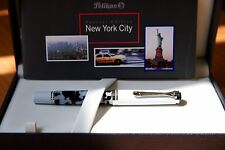 "NEW RARE PELIKAN ""NEW YORK"" SPECIAL EDITION M620 F. PEN, FULL SET, BOXED"