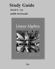 Linear Algebra and Its Applications by David C. Lay (2011, Paperback, Student...