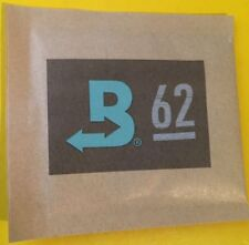 Boveda 62% RH 2-way Humidity Control, 8 gram - 10 Pack