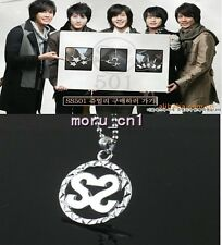 Korean Band SS501 Double S Logo Necklace