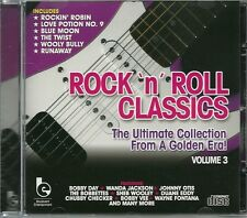 ROCK 'N' ROLL CLASSICS VOLUME 3 CD - BOBBY DAY & MORE