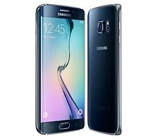 Samsung Galaxy S6 EDGE G925 32GB Black Sapphire Unlocked Smartphone
