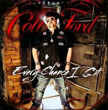 Every Chance I Get by Colt Ford CD New