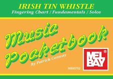 IRISH TIN WHISTLE POCKETBOOK, Default setting, FMW - MLB93752