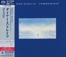 "DIRE STRAITS - SHM - SACD - UIGY9635 -  ""COMMUNIQUÈ"" - JAPAN LIMITED"