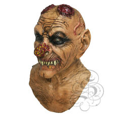 Halloween Latex Evil Goblin with Chest Full Head Horror Scary Party Props Masks