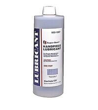 Dental Super-Dent Handpiece Lubricant Lubricating Oil, 1 Pint