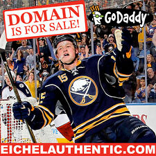 EICHEL AUTHENTIC .COM - Sabres - Hockey - NHL Store - Domain Name - GoDaddy
