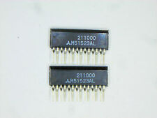 "M51523AL  ""Original"" Mitsubishi  14P ZIP IC  2  pcs"