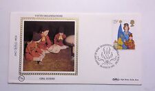 GREAT BRITAIN FDC YOUTH ORGANISATIONS GIRL GUIDES BENHAM COVER