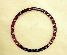 NEW SEIKO BROWN BEZEL INSERT FOR 6138 0030 6138-0040 BULLHEAD CHRONOGRAPH NR#166