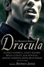 The Mammoth Book of Dracula by Stephen Jones (Paperback, 2011)