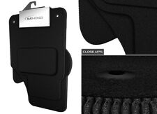Mazda 6 2009-2013 Carpet Car Mats, Tailored Fit, Black