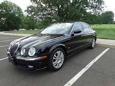 Jaguar: S-Type 4dr Sdn V8