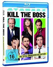 KILL THE BOSS (Jason Bateman, Kevin Spacey, Jennifer Aniston) Blu-ray Disc