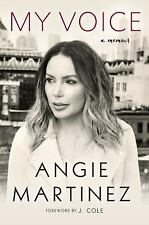 The Power of a Voice by Angie Martinez (2016, Hardcover)