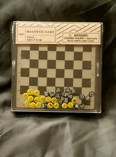 Chess Game Magnetic Mini  Travel set New Crafted Imports
