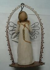 Willow Tree Angel 2011 Figurine Christmas Ornament
