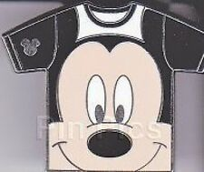 Disney Pin: WDW 2011 Hidden Mickey T-Shirt Collection - Mickey Mouse