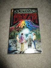 A.A. Attanasio Paperback Book Arc Of The Dream