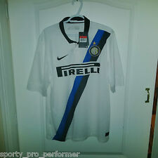 Nike 2011/12 Inter Milan Away jersey Large BNWT Authentic