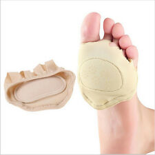 Footful Gel Forefoot Ball of Foot Metatarsal Absorber Cushion Pad Sore Insoles