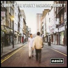 OASIS - (WHATS THE STORY) MORNING GLORY CD Liam Noel Gallagher Paul weller