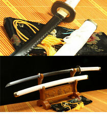 41'1095 Carbon Steel Clay Tempered Sword Roronoa Zoro japanese sword Katana