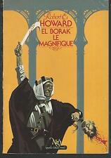 El Borak le magnifique. Robert E. HOWARD.NEO