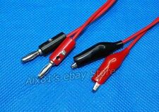 Universal Insulation Test Lead Cable Multimeter 4mm Straight Banana Plug Probe