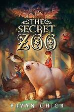 Secret Zoo: The Secret Zoo 1 by Bryan Chick (2010, Hardcover)