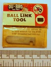 Du-Bro no:187 Ball link tool