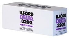 Ilford Delta 3200 Professional 120 Black & White Negative Print Film