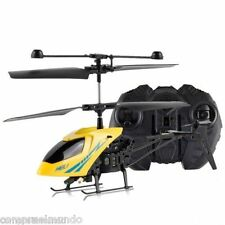 Mini 2.5CH Remote Control RC Helicopter Aircraft 901 Radio LED Kids Toy Gift