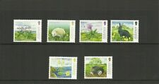ALDERNEY 2015 FLORA & FAUNA SET MNH ISSUED IST MAY