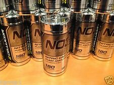 NEW Cellucor NO3 Chrome 180 capsules  Pump nitric oxide arginine free shipping