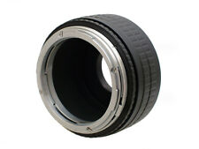 Rollei Rolleiflex SL66 Lens to Nikon F DSLR Camera Focusing Helicoid Adapter