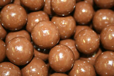 CHOCOLATE MALT BALLS WITH SUGAR FREE COATING, 5LBS