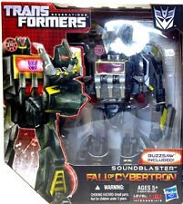 Transformers FOC Generations Fall of Cybertron Voyager Soundblaster New sale