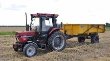 Case 85 series -385 485 585 685 885 tracteurs workshop manual