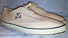 Vtg RARE PF Flyer 1950's Pre Converse USA SZ 9 1/2 Canvas BF Goodrich Gym Shoes