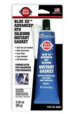 Blue XS Advanced RTV Silicone Instant Gasket Sealant Dressing Glue Pro Seal 85g