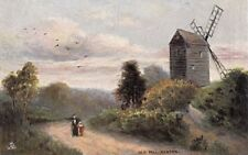 TUCK:PICTURESQUE ENGLANDOld Mill,Keston -S.JOHNSON-OILETTE 1533