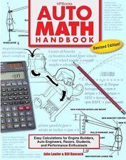 Auto Math Hand Book - HP1554