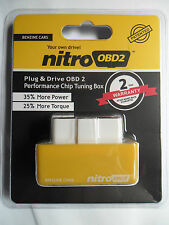NITRO PERFORMANCE TUNING CHIP 35% MORE POWER, 25% MORE TORQUE FOR PETROL CAR'S
