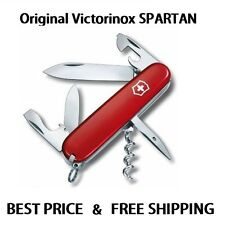 1.3603 VICTORINOX SWISS ARMY POCKET KNIFE SPARTAN RED 13603 VI53151 53151